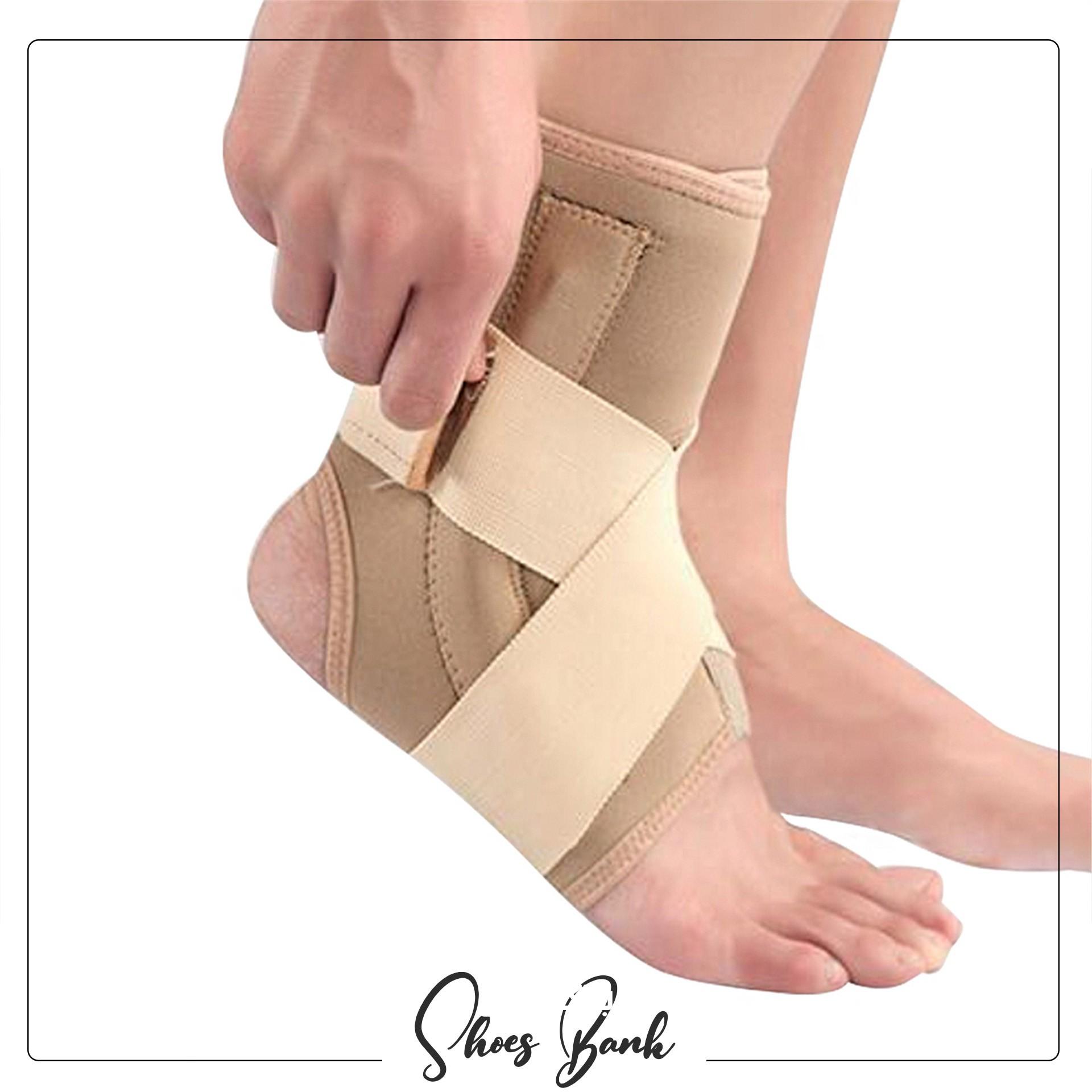 آتل های کشی یکی از وسایل کاربردی برای پیشگیری از پیچ خوردگی مچ پا هستند