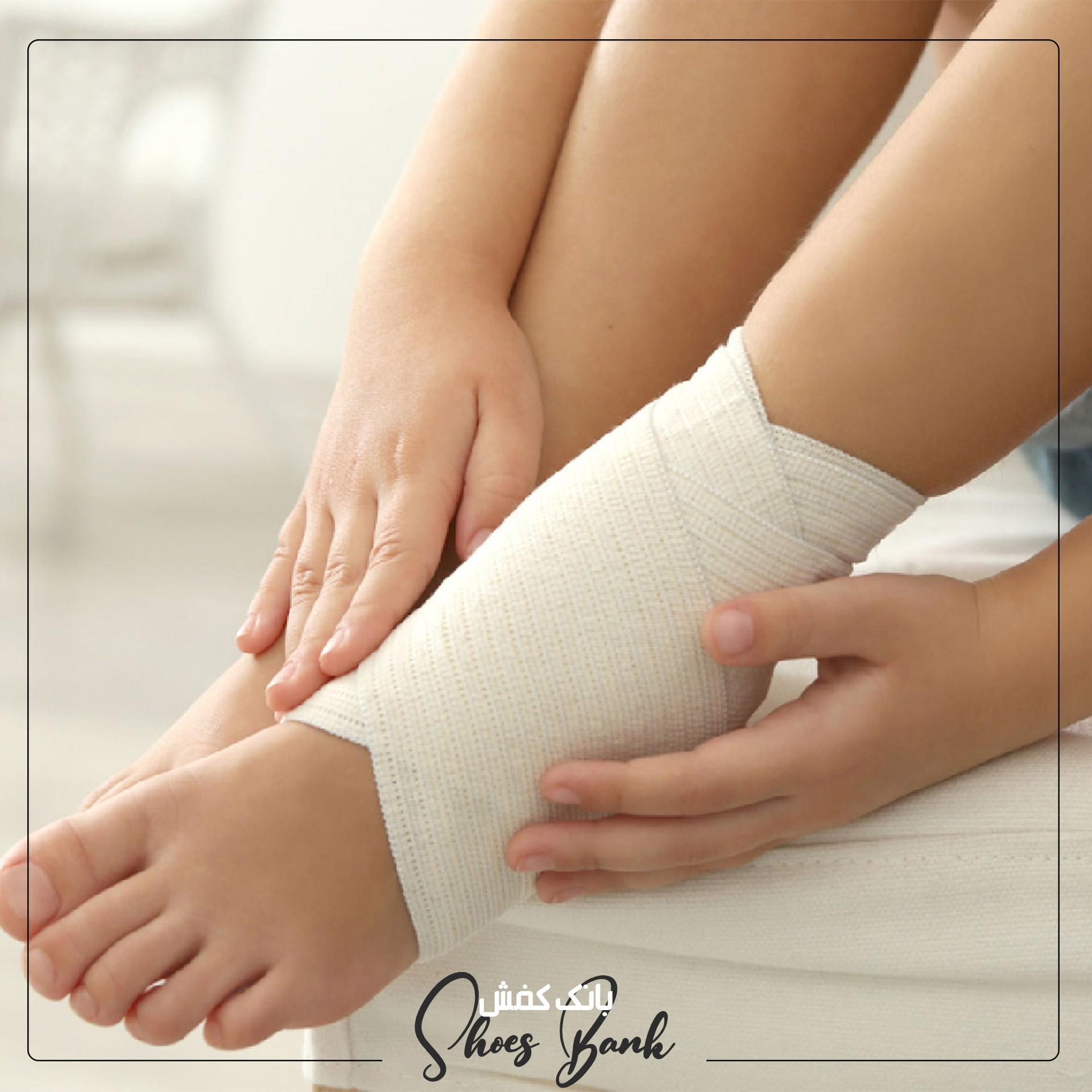هر آسیب و جراحتی که به مچ پا وارد شود حتی اگر مدتها قبل اتفاق افتاده باشد میتواند سالها بعد منجر به آرتروز مچ پا شود.